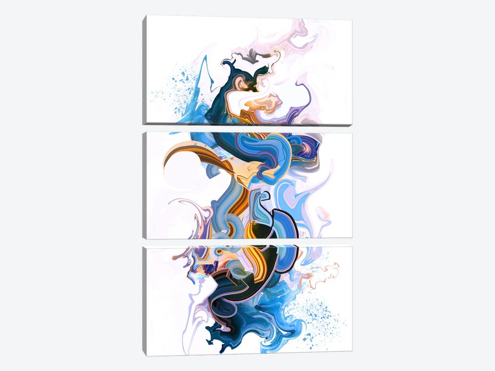 Spirit by Alex Tooth 3-piece Canvas Artwork