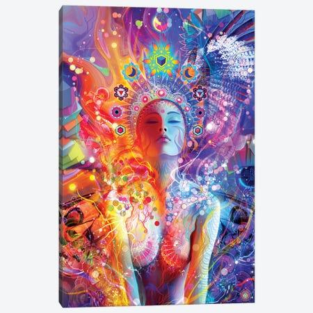 Awakening Canvas Print #TOO31} by Alex Tooth Canvas Print