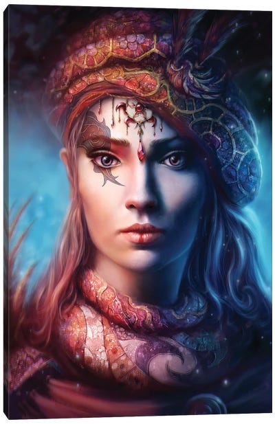 Alysia Canvas Art Print