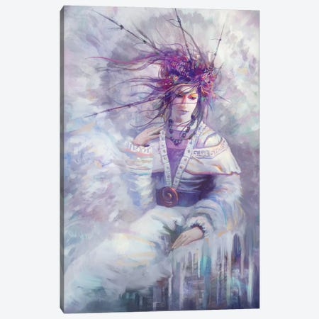 Dreams Canvas Print #TOO48} by Alex Tooth Canvas Art