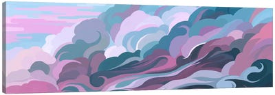 Clouds Canvas Print #TOO4