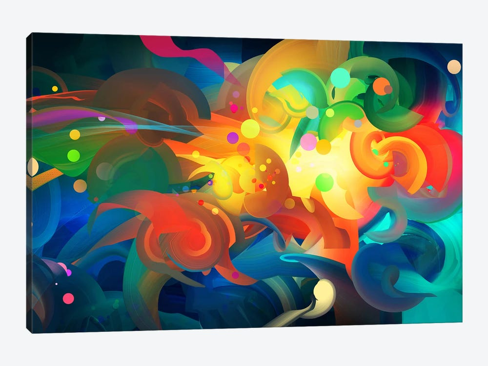 Core by Alex Tooth 1-piece Canvas Print