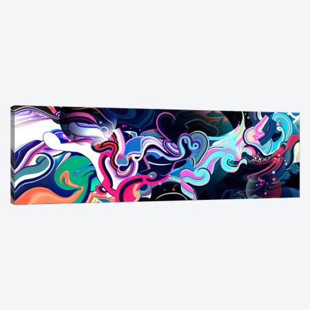 Creation Canvas Print #TOO6} by Alex Tooth Canvas Art