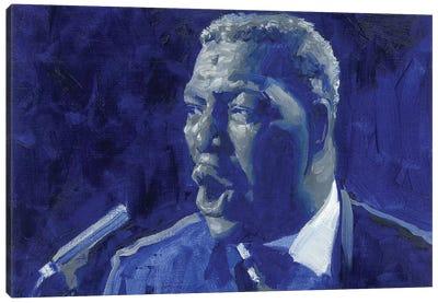 Howlin Wolf Canvas Art Print