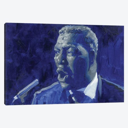 Howlin Wolf Canvas Print #TOP10} by Tony Pro Canvas Art