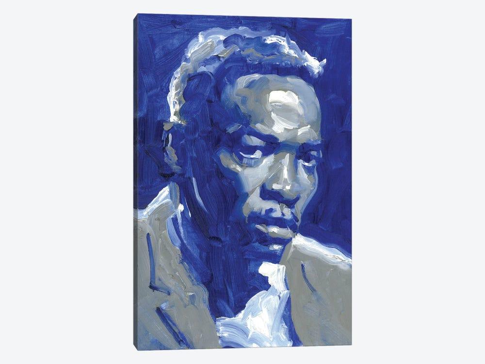 John Lee Hooker by Tony Pro 1-piece Canvas Print