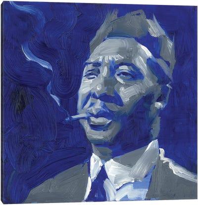 Muddy Waters  Canvas Art Print