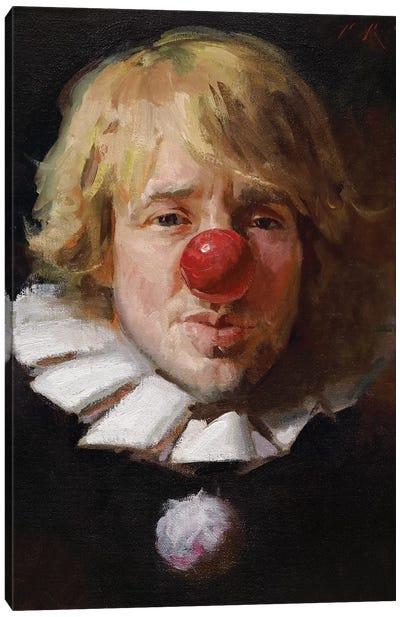 Owen Canvas Art Print
