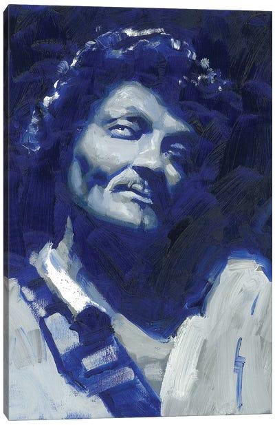 Albert King Canvas Art Print