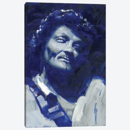 Albert King Canvas Print #TOP1} by Tony Pro Canvas Print