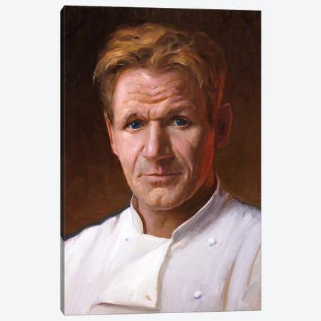 Gordon Canvas Print #TOP27} by Tony Pro Canvas Wall Art
