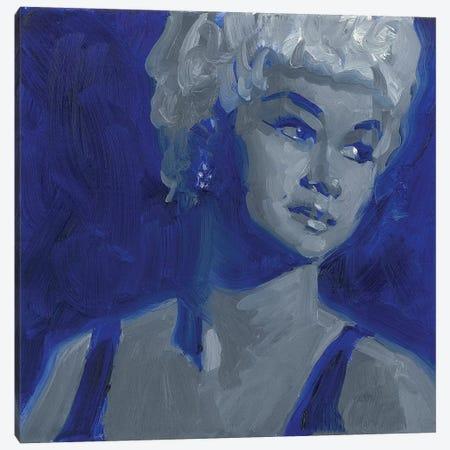 Etta James Canvas Print #TOP6} by Tony Pro Canvas Art