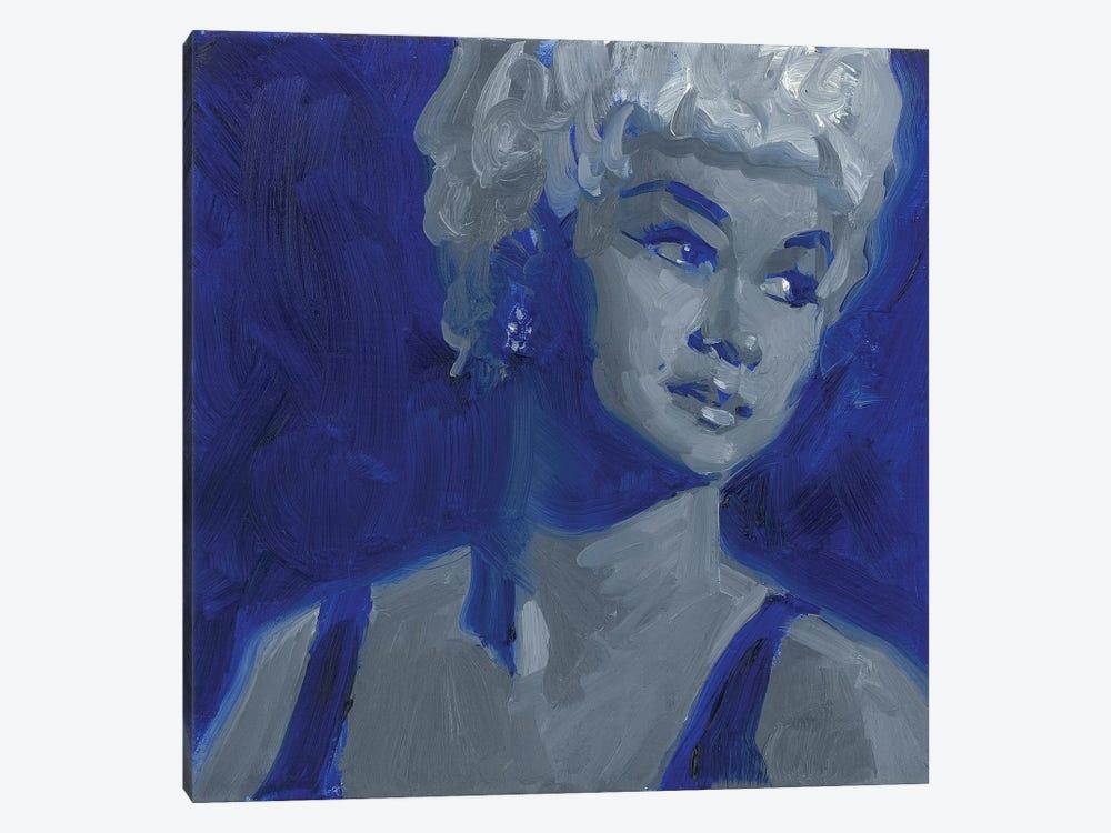 Etta James by Tony Pro 1-piece Canvas Print