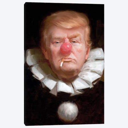 Donald Trump Canvas Print #TOP7} by Tony Pro Canvas Wall Art