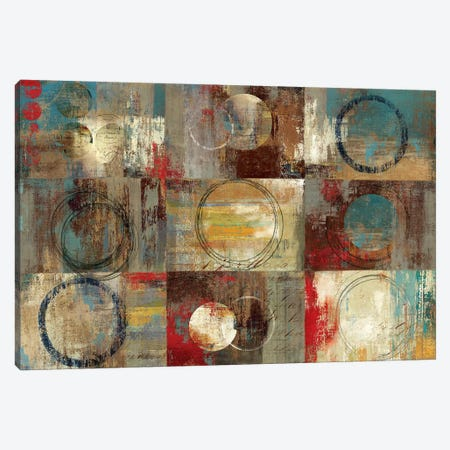 All Around Play Canvas Print #TOR10} by Tom Reeves Canvas Artwork
