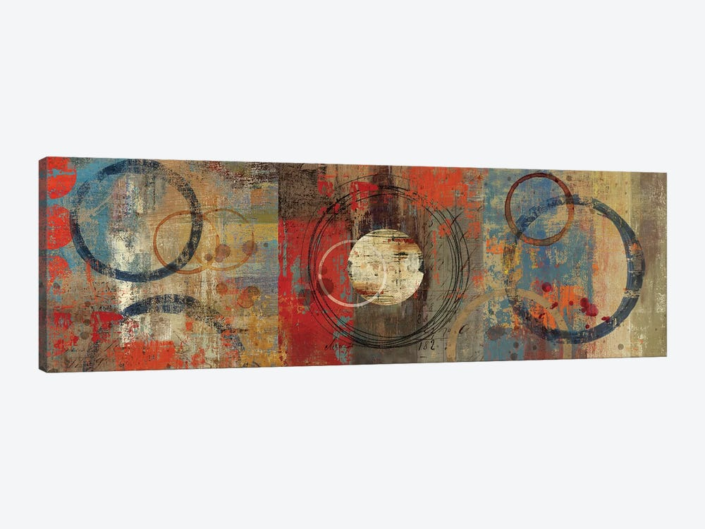 Splattered I by Tom Reeves 1-piece Canvas Print