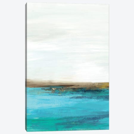 Pastoral Landscape I Canvas Print #TOR133} by Tom Reeves Art Print