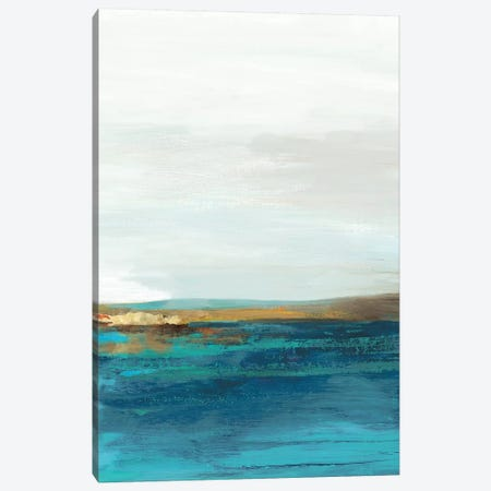 Pastoral Landscape II Canvas Print #TOR134} by Tom Reeves Canvas Artwork