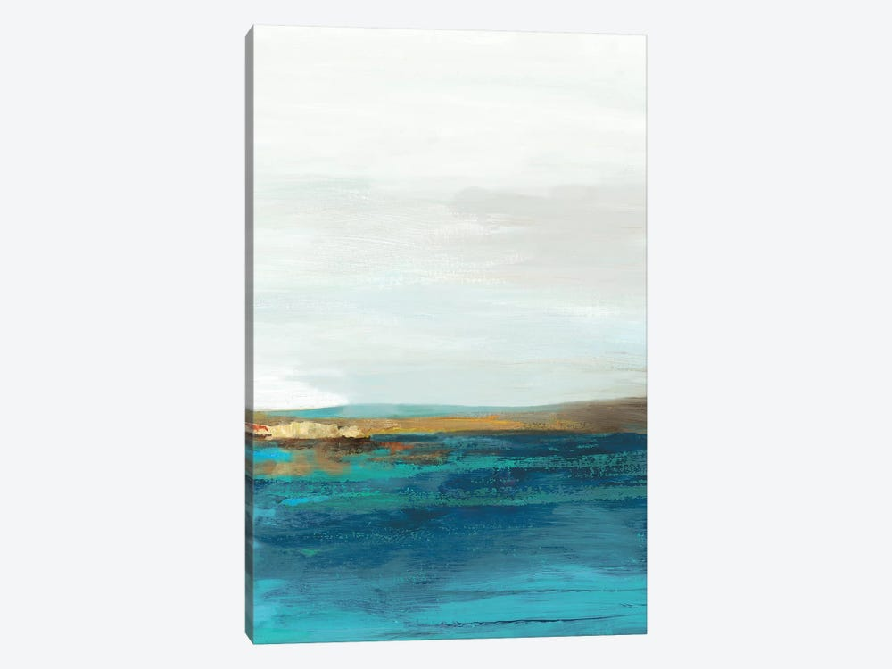 Pastoral Landscape II by Tom Reeves 1-piece Canvas Art Print