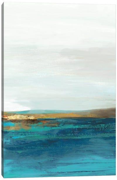 Pastoral Landscape II Canvas Art Print
