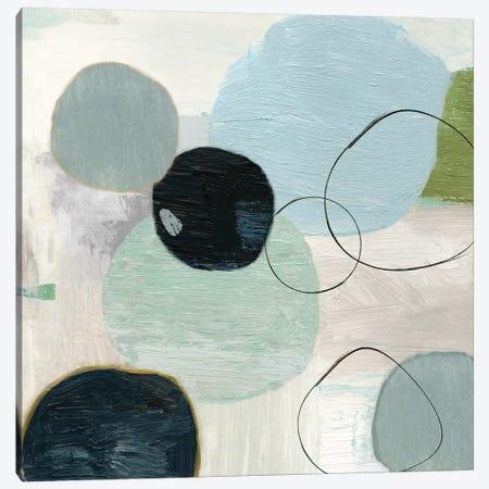 Soft Circle I Canvas Print #TOR138} by Tom Reeves Canvas Art Print