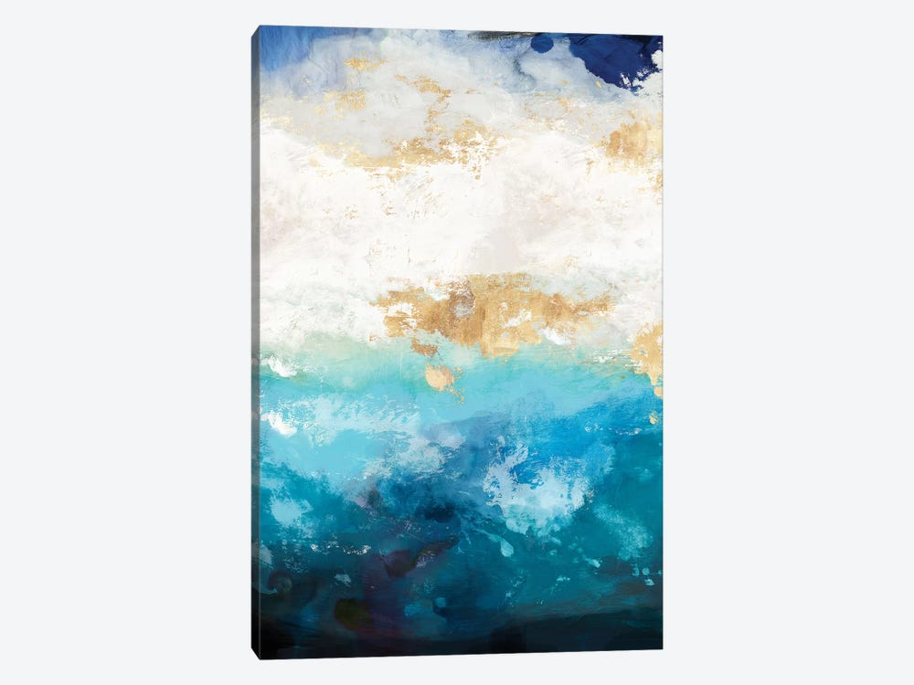 Water I 1-piece Canvas Art Print