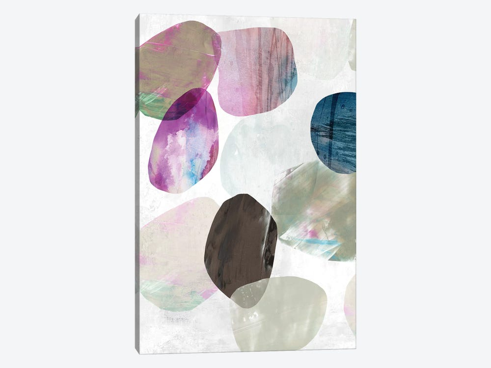 Marble II by Tom Reeves 1-piece Canvas Artwork