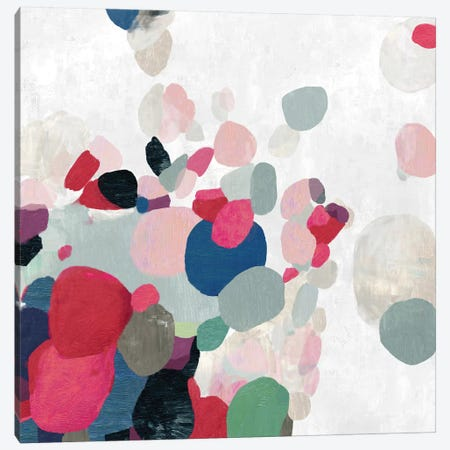 Multicolourful I Canvas Print #TOR157} by Tom Reeves Canvas Artwork