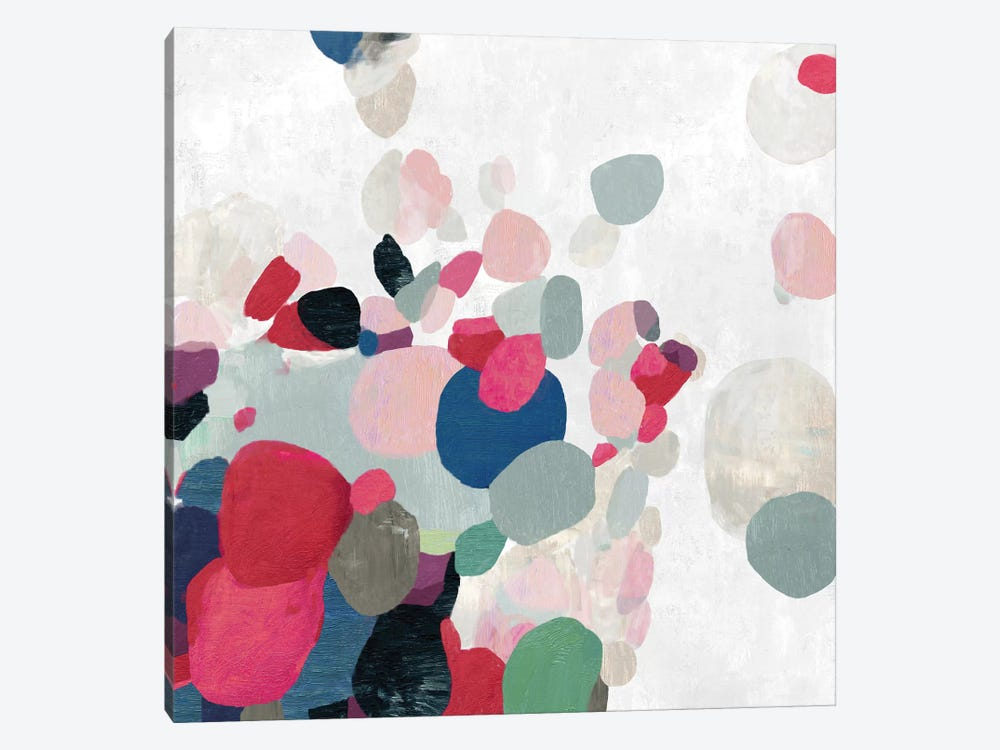 Multicolourful I by Tom Reeves 1-piece Canvas Artwork