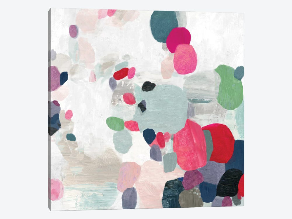 Multicolourful II by Tom Reeves 1-piece Canvas Print
