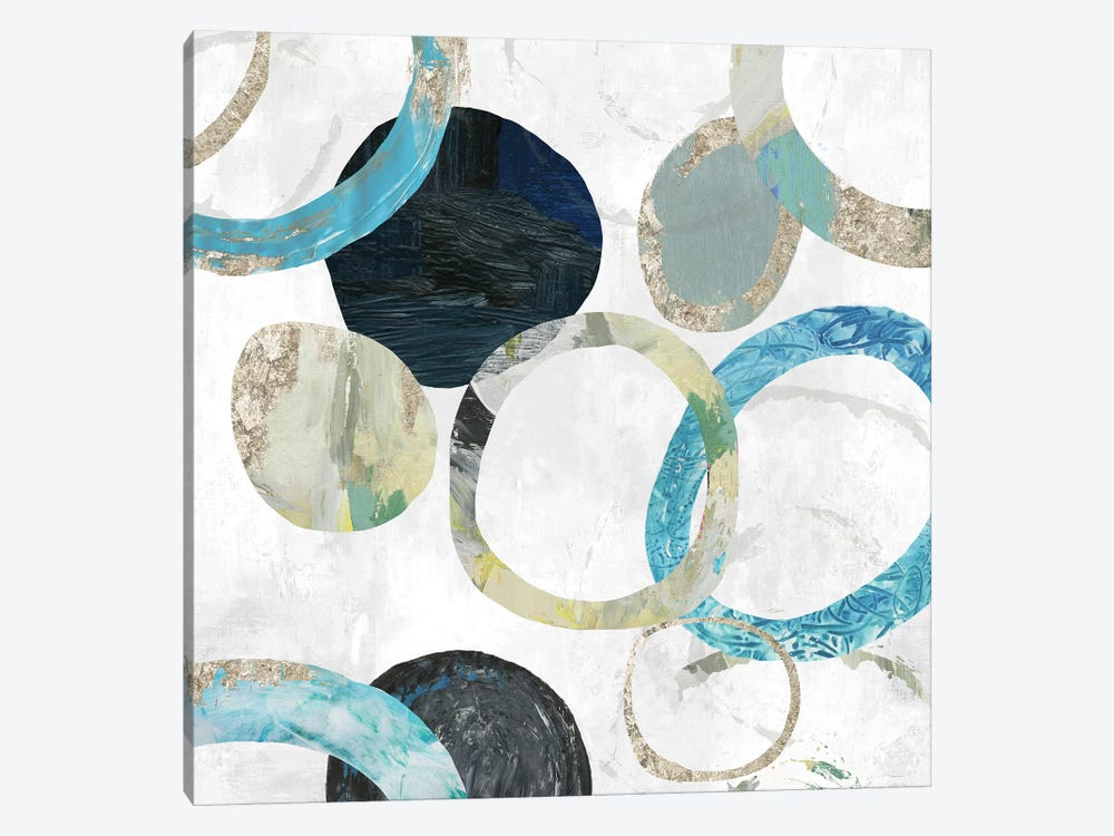 Rings I by Tom Reeves 1-piece Canvas Print
