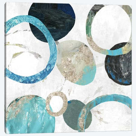 Rings II Canvas Print #TOR162} by Tom Reeves Canvas Wall Art