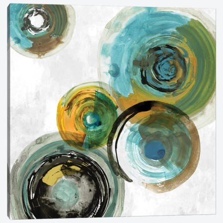 Spirals III Canvas Print #TOR165} by Tom Reeves Art Print