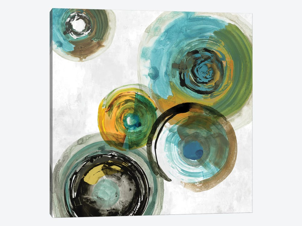 Spirals III by Tom Reeves 1-piece Art Print