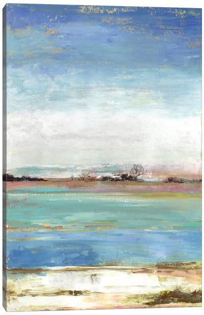 Waterfront I Canvas Art Print