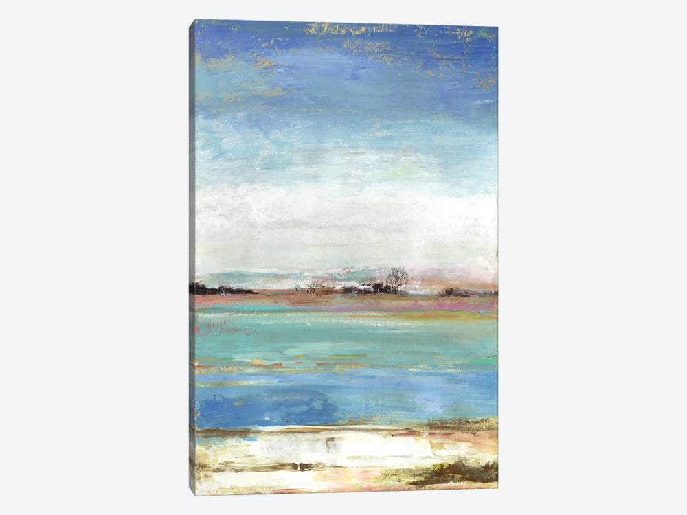 Waterfront I by Tom Reeves 1-piece Canvas Artwork