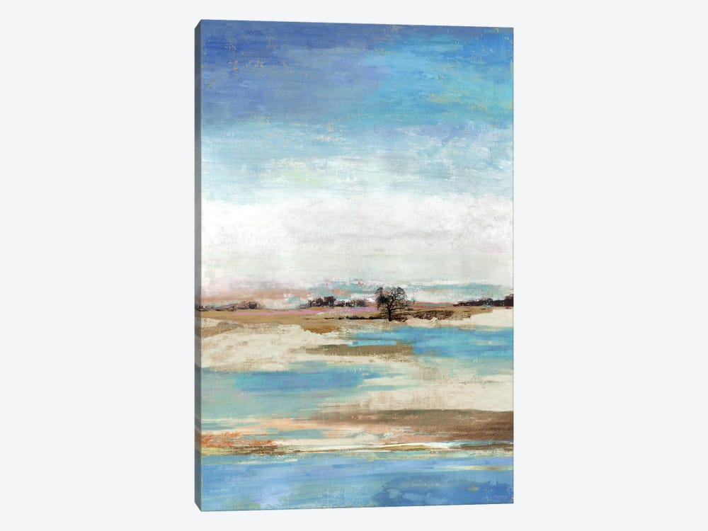 Waterfront II by Tom Reeves 1-piece Art Print