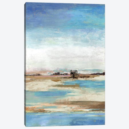 Waterfront II Canvas Print #TOR169} by Tom Reeves Canvas Art