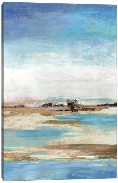 Waterfront II Canvas Art Print