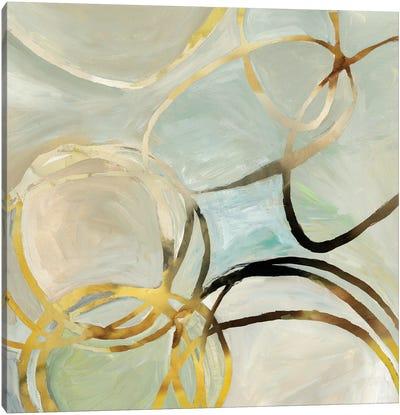 Linked II Canvas Art Print