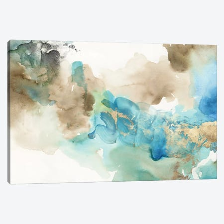 Space Abstract Canvas Print #TOR182} by Tom Reeves Canvas Art