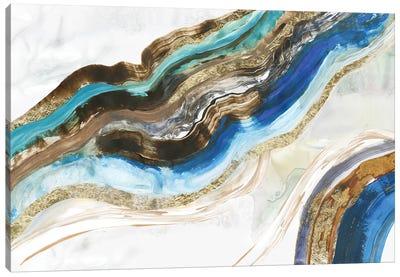 Crystalised III  Canvas Art Print