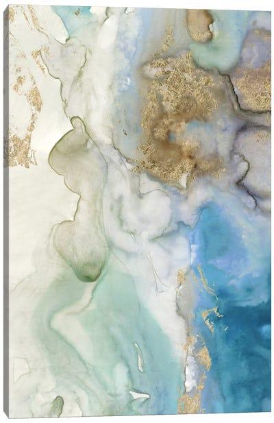 Emerald Pool I  Canvas Art Print