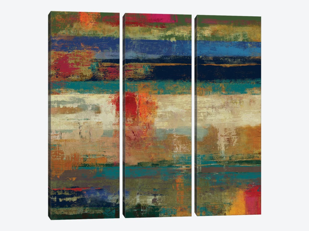 A Fine Mess by Tom Reeves 3-piece Canvas Artwork