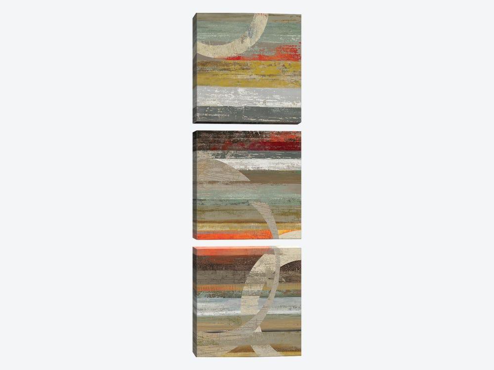 Avery II by Tom Reeves 3-piece Art Print