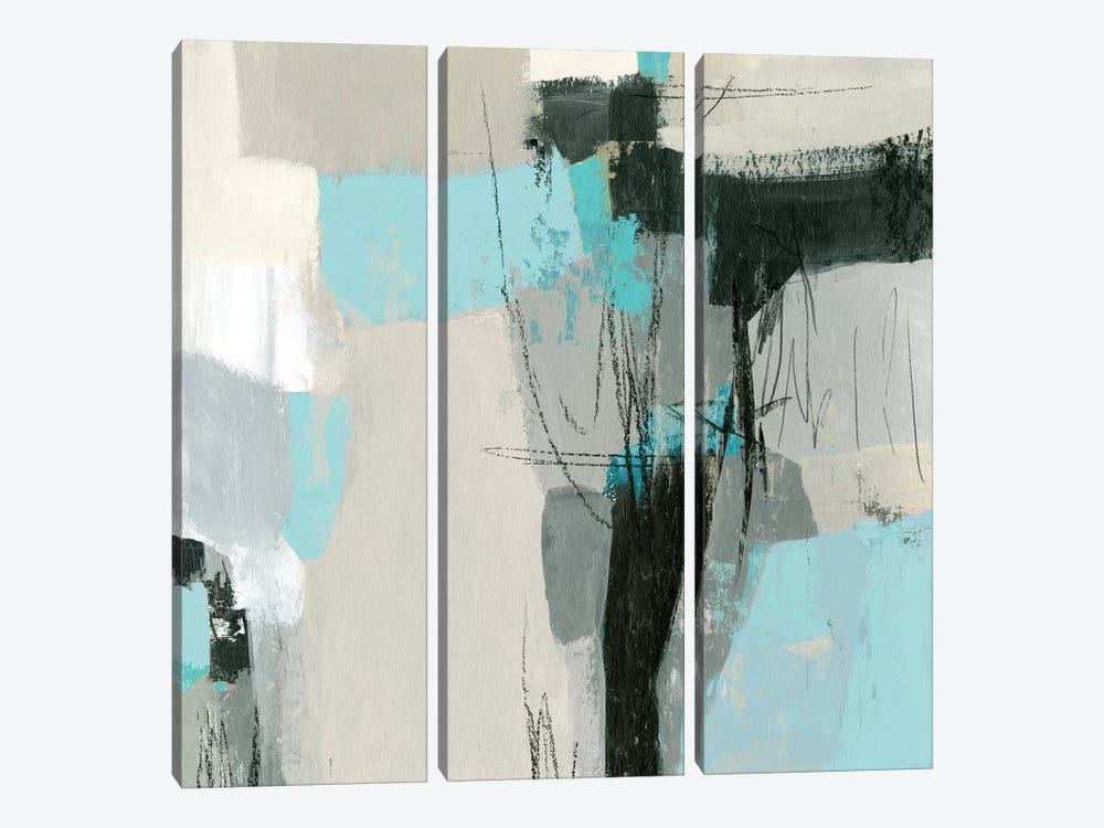 New Light I  by Tom Reeves 3-piece Canvas Print