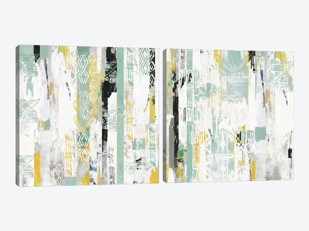 Spring Diptych by Tom Reeves 2-piece Art Print