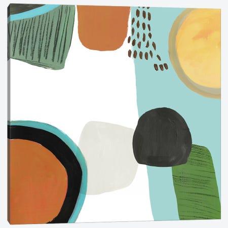 Joyous II  Canvas Print #TOR319} by Tom Reeves Art Print