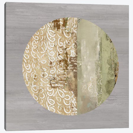 Protection Medallion I Canvas Print #TOR331} by Tom Reeves Canvas Print