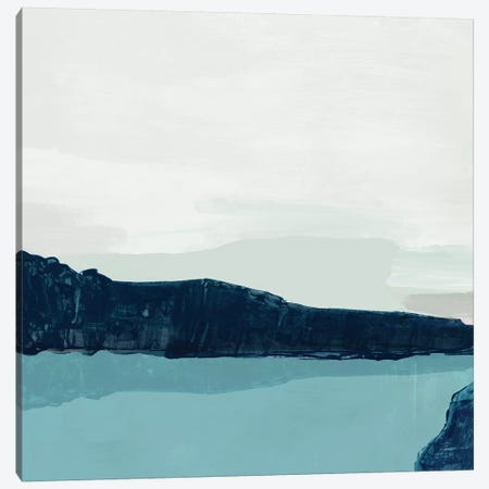 Silent Water Canvas Print #TOR334} by Tom Reeves Canvas Artwork